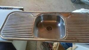 Brand new stainless steel sink with tap hole. Armidale Armidale City Preview