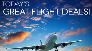 FLIGHT AND HOTEL DEALS up to 40% off