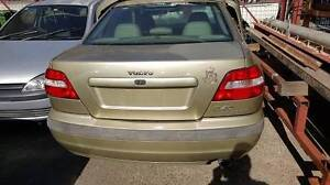 Wrecking 2000 Volvo S40 Moorebank Liverpool Area Preview