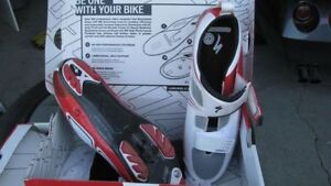 Trivent Terra MTB Shoes Red