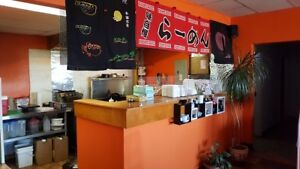 Only one Sushi restaurant for sale in Prince Albert