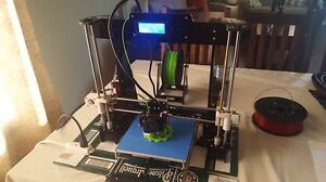 3 D Printer for sale - fully assembled, calibrated and tested