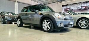 2009 Mini Hatch R56 Cooper Steptronic 6 Speed Sports Automatic Hatchback Laverton North Wyndham Area Preview