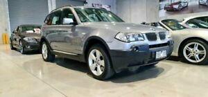 2004 BMW X3 E83 MY05 Steptronic 5 Speed Sports Automatic Wagon Laverton North Wyndham Area Preview