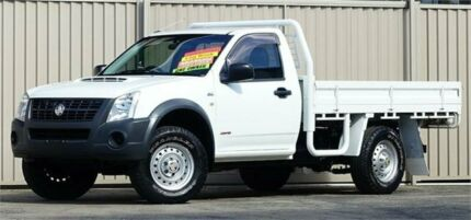 2007 Holden Rodeo RA MY07 LX (4x4) White 5 Speed Manual Cab Chassis Lismore Lismore Area Preview