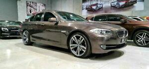 2012 BMW 5 Series F10 MY0911 528i Steptronic 8 Speed Sports Automatic Sedan Laverton North Wyndham Area Preview