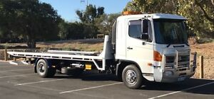 2008 HINO TILT TRAY TRUCK Cannington Canning Area Preview
