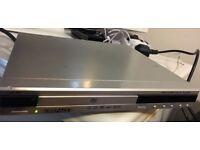 DVD player campack no remote