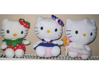 Hello Kitty toys, dvd's, books, clothes and bedding. £1 - £5 each