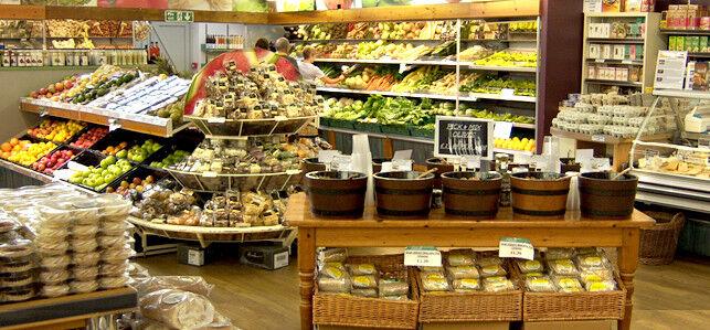 Polhill Farm Shop