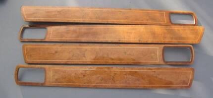 Jaguar XJ40-XJ6 Sovereign Door Wood Inserts