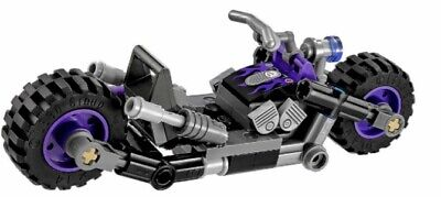 LEGO THE BATMAN MOVIE SERIES CATWOMAN  CATCYCLE 70902 NEW PURPLE MOTORCYCLE ONLY