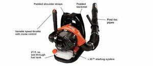 END OF SEASON SALE New Echo 265 LN 265LN Backpack Leaf Blower Landscape Handheld Back Pack Lawn Care Stihl Billy Goat