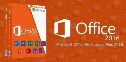 Microsoft Office 2016 Pro (5 Devices) for Windows, Mac & Mobile