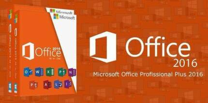 Microsoft Office 2016/365 Pro (Windows, Mac & Mobile)