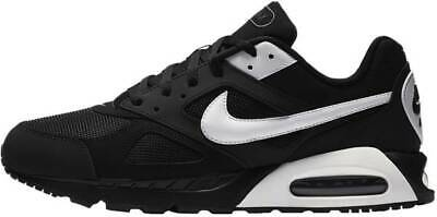 Nike Air Max IVO Trainers Shoes | Black White | Size UK...