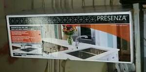 BRAND NEW! Presenza Italian Double Bowl Kitchen Sink $220