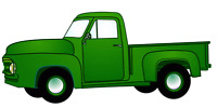Pick Up Truck For Hire $30