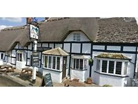 ***URGENT NEW AD*** CHEF - 20K - 25K - Evesham - Honeybourne Pub - Live in possible