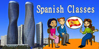 Spanish Courses for Adults Beginners