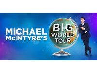 Micheal McIntyre World Tour - The SSE Arena, London