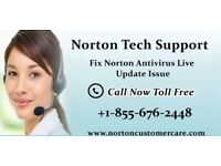 Dial Norton Tech Support +1-855-676-2448 to Remove Technical Errors