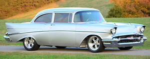 1957 Chevy Bel Air Project Car