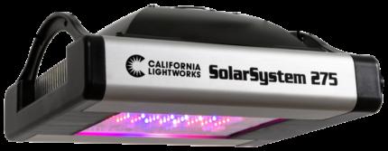 Solarsystem 275 LED Grow Light - Very Best Light for Horticulture
