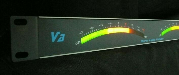Loudness Monitor - Analog Audio Meter - Vu Meter