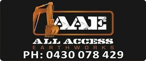 TIGHT ACCESS EARTHWORKS, EXCAVATION, DEMOLITION & LANDSCAPING Mawson Lakes Salisbury Area Preview