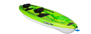 Sentinel 130T Pelican Sport Sit on Top Double Kayak