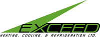 EXCEED HEATING, COOLING & REFRIGERATION LTD.