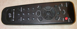 TV REMOTE CONTROL----- IR 123475322-AA
