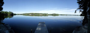 Three bedroom cottage for rent on tranquil Otty Lake near Perth