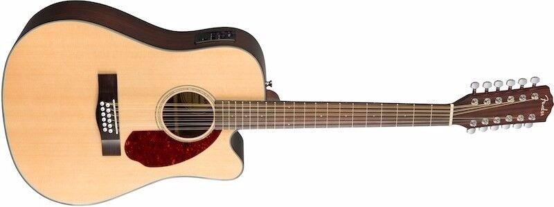 Fender 12 CD 140 SOLID TOP NEW!!! INC CASE
