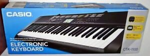 Casio Keyboard CTK 1100
