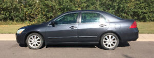 2007 Honda Accord EX V-6 w/ Leather Sedan