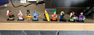 COLLECTABLE LEGO FIGURINES - TO SELL OR EXCHANGE WITH FIGURINES