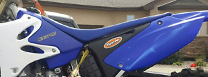 Yz250 lowered seat