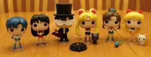 Sailor Moon Funko Pop Figures