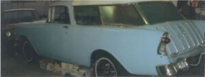 1956 Chev Nomad Project Car