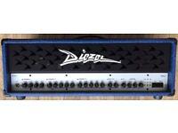 (MINT) DIEZEL HERBERT 180w guitar amp head BOUTIQUE ALL VALVE tube amplifier NOT VH4 Soldano Mesa