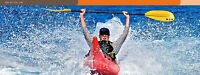 Sea kayak course. Learn to kayak- July 23-24