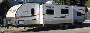 31' Shasta Flyte travel trailer for rent. Cambridge Kitchener Area image 2