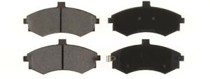 REGAL SMD941 PREMIUM SEMI-METALLIC DISC BRAKE PADS (Box 18)