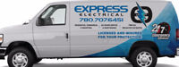 24/7 Express Electrical (780)707-6451
