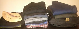 Almost 30 items of clothing just $40! Winter jacket, tops, pants