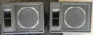 Peavey 112HS Monitors