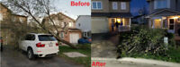 Storm Clean Up - Insured - Free Estimate - 647 539 9585