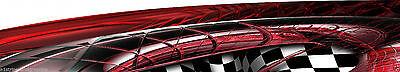 Sidewinder Race Car Jr Dragster Side Graphics set Decal Decals Sticker NHRA IHRA
